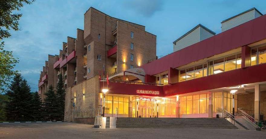 Официальное фото Отеля Планерное 3 звезды