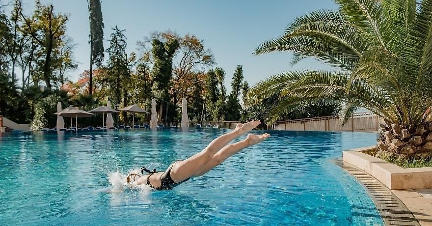 Официальное фото Отеля Swissotel Resort Sochi Kamelia 5 звезды