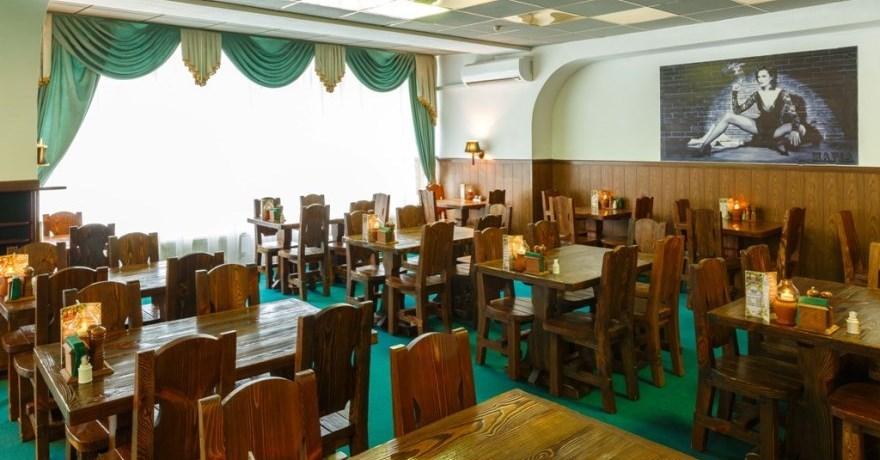 Официальное фото Парк-отеля Звенигород 3 звезды