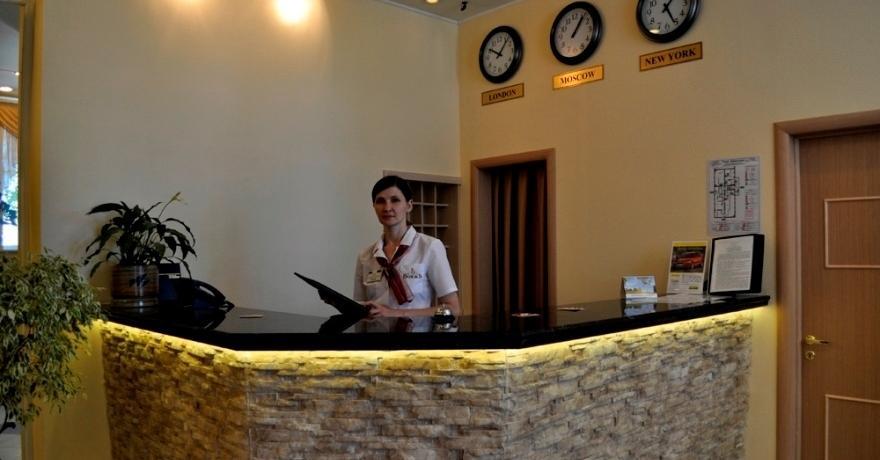 Официальное фото Отеля ВояжЪ 3 звезды