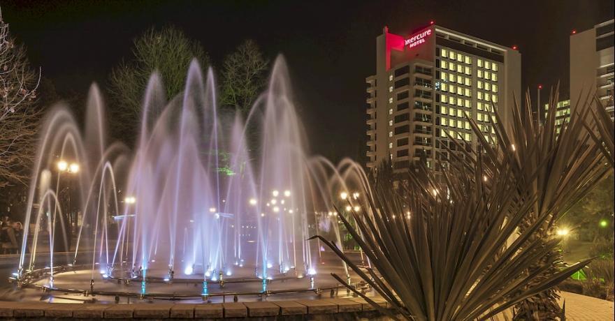 Официальное фото Отеля Меркьюри Сочи Центр 4 звезды