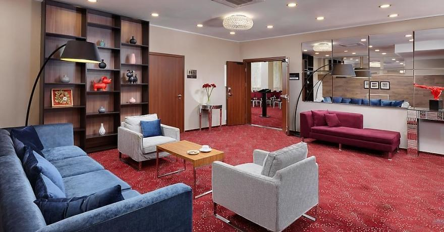 Официальное фото Отеля Хилтон Гарден Инн Калуга 4 звезды