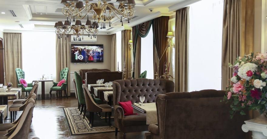 Официальное фото Отеля Форум 3 звезды