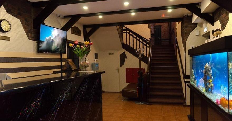 Официальное фото Гостевого дома Ключотель 3 звезды