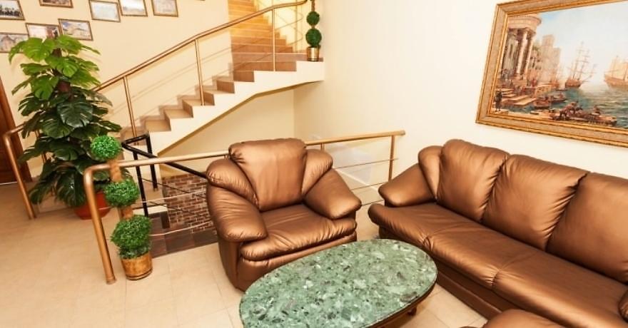 Официальное фото Отеля Вилла Марс  звезды