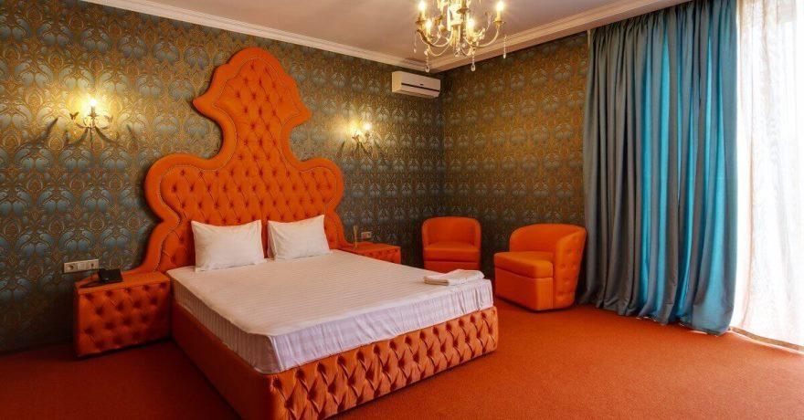 Официальное фото Отеля Мартон Бутик и СПА  звезды