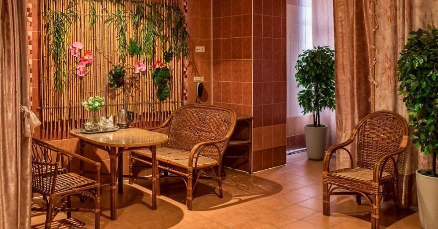 Официальное фото Отеля Кронвель Ника Центр 3 звезды