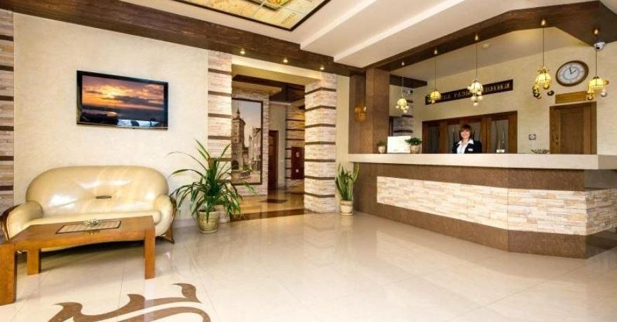 Официальное фото Отеля Грац 4 звезды