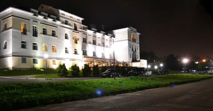 Официальное фото Отеля Золотое Кольцо Кострома  звезды