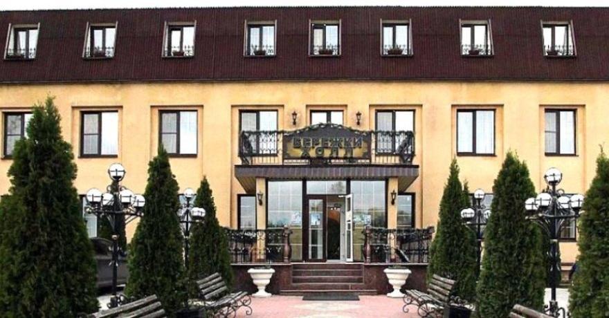 Официальное фото Отеля Бережки Холл 4 звезды