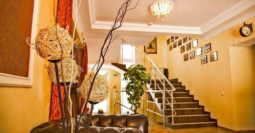 Официальное фото Отеля Вилла Росса  звезды
