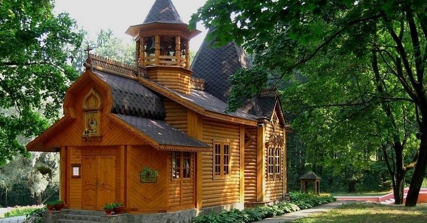 Официальное фото Дома Отдыха Воскресенское  звезды