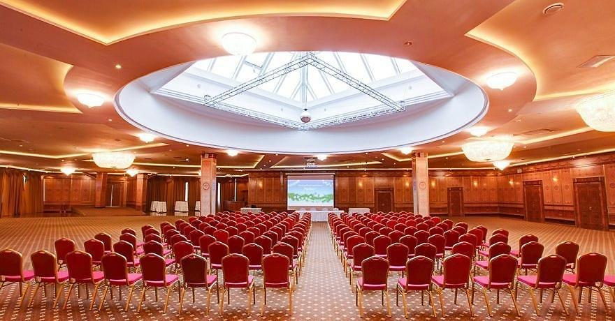 Официальное фото Отеля Принц Парк Отель 4 звезды
