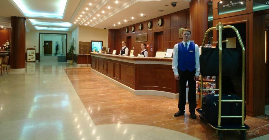 Официальное фото Премьер-Отеля Ореанда 5 звезды