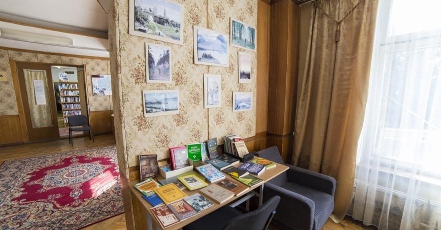 Официальное фото Санатория Звенигородский  звезды