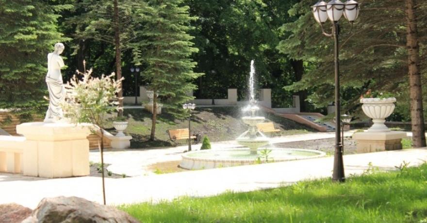 Официальное фото Санатория Центросоюз-Кисловодск  звезды