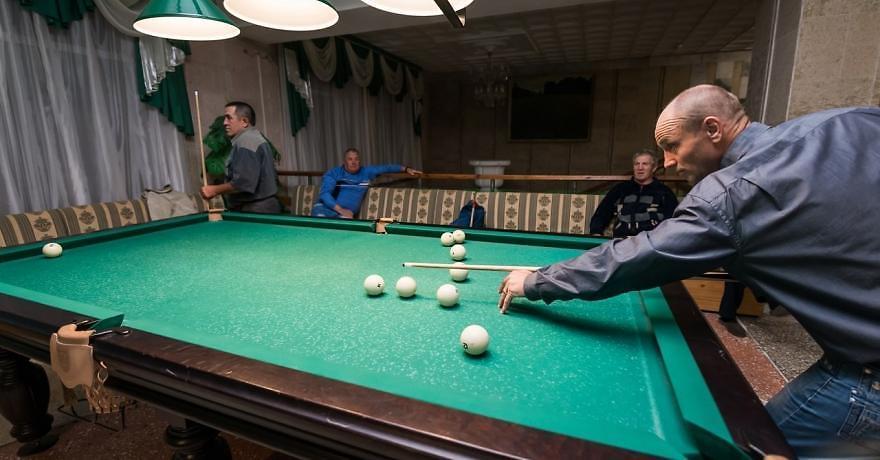 Официальное фото Санатория Краснозёрский 3 звезды