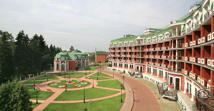 Официальное фото Гостиничного  Комплекса Imperial Park Hotel & SPA 5 звезды