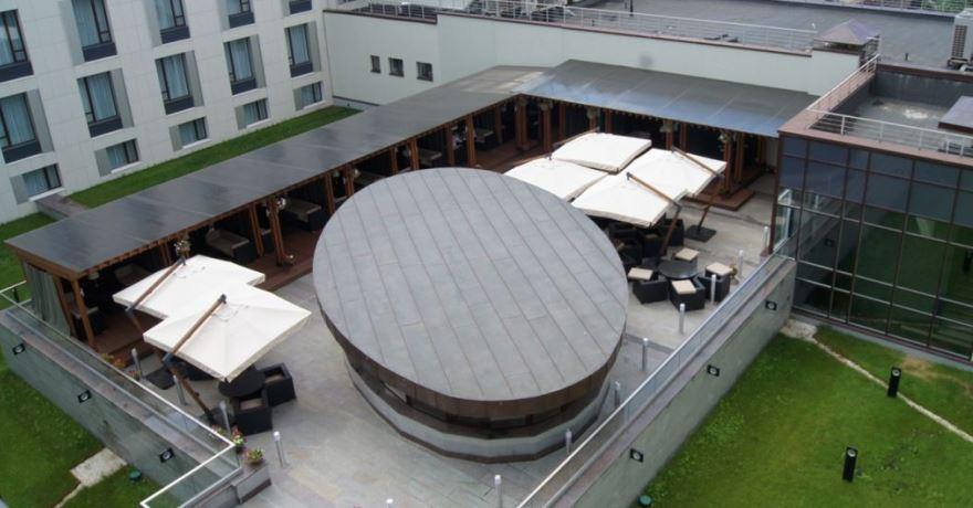 Официальное фото Гостиничного  Комплекса Башкирия 4 звезды