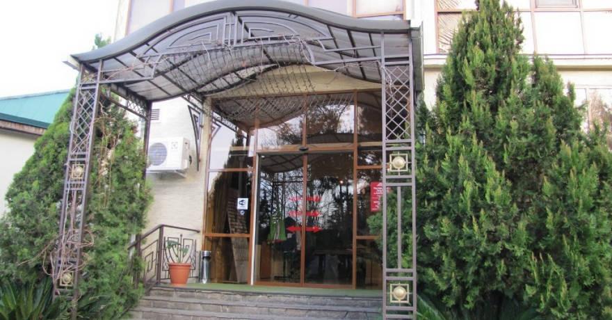 Официальное фото Отеля Олеся 3 звезды