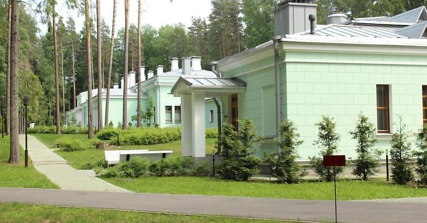 Официальное фото Дома Отдыха Валдай 3 звезды
