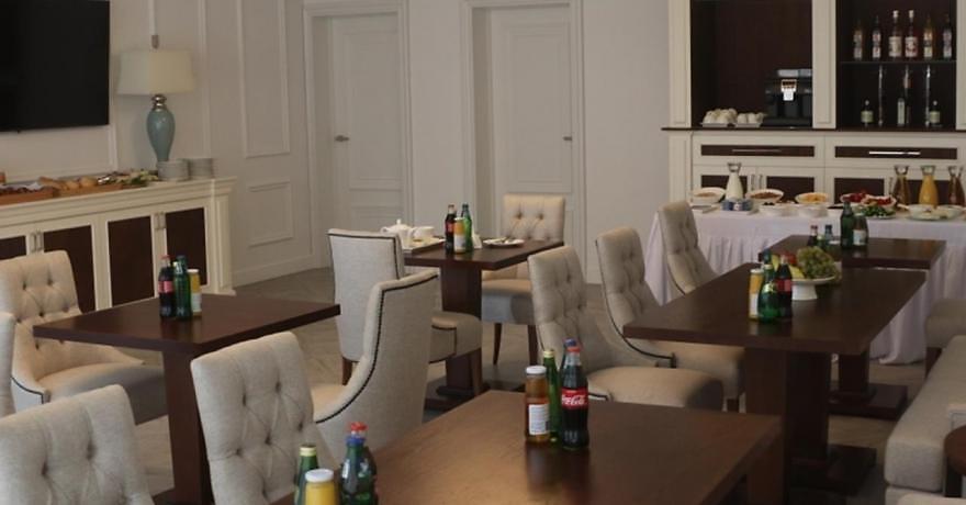 Официальное фото Бутик-Отеля Юнион Грозный  звезды