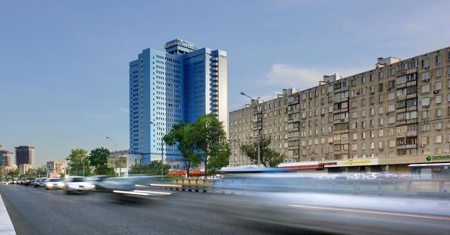 Официальное фото Отеля Парк Тауэр 4 звезды