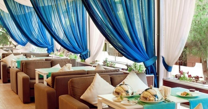 Официальное фото Парк-отеля Порто Маре 4 звезды