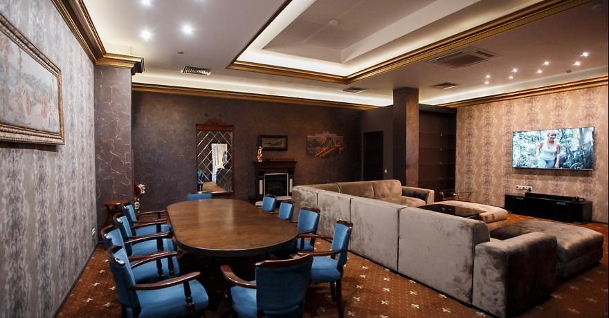 Официальное фото Отеля Белладжио 3 звезды