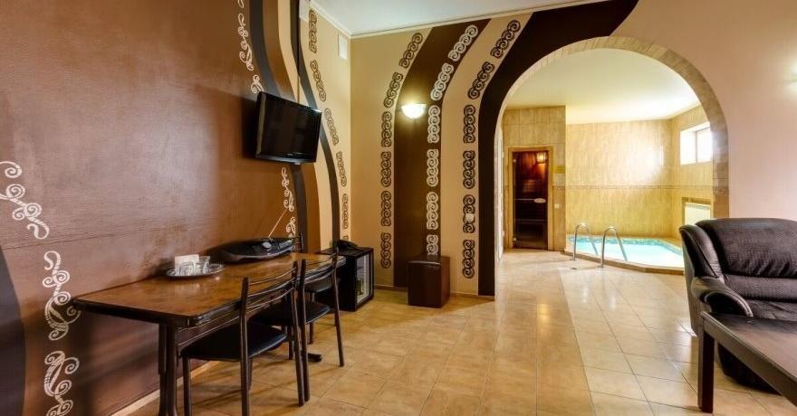 Официальное фото Отеля Вилла Луна 1 звезды