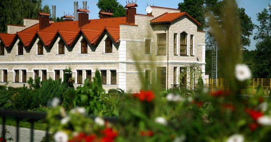 Официальное фото Парк-отеля Грумант 3 звезды