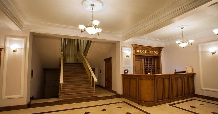 Официальное фото Отеля Абакан 4 звезды