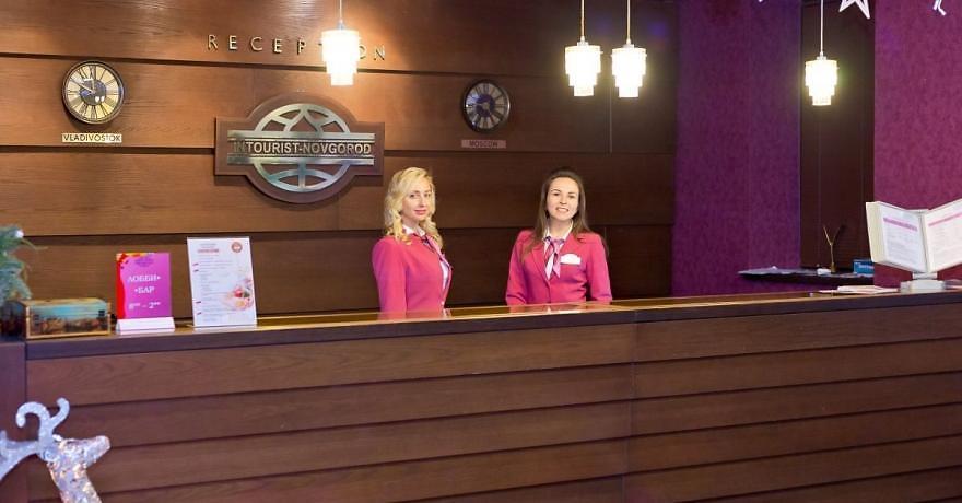 Официальное фото Гостиницы Интурист 3 звезды