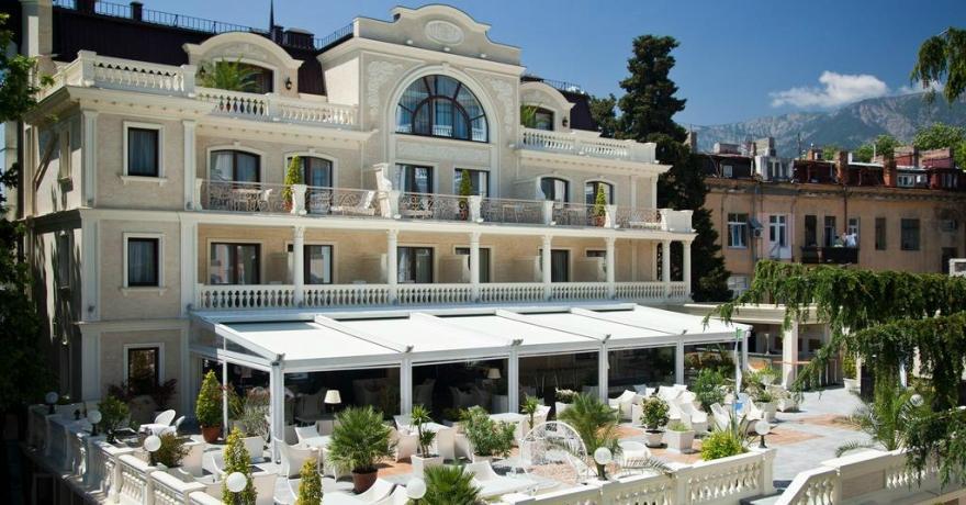 Официальное фото Отеля Вилла Елена 5 звезды
