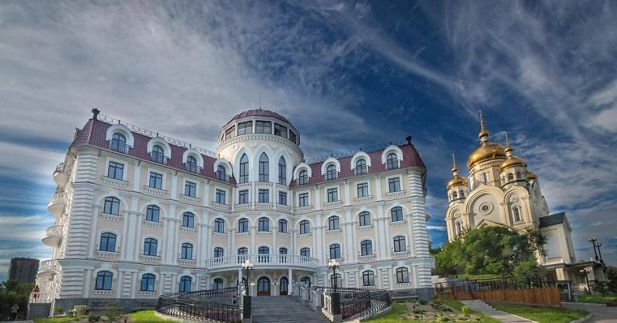 Официальное фото Отеля Сопка 4 звезды