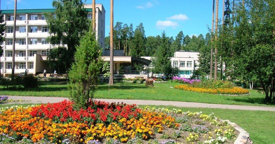 Официальное фото Санатория Оболсуново  звезды