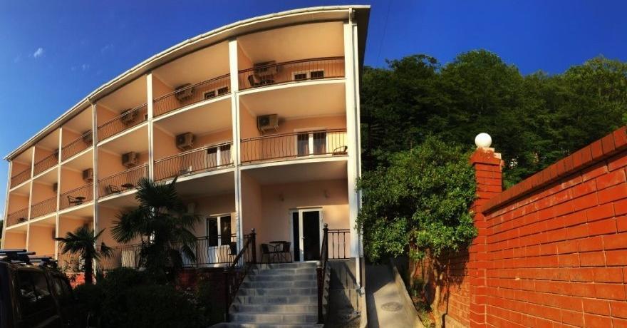 Официальное фото Отеля Рио 3 звезды