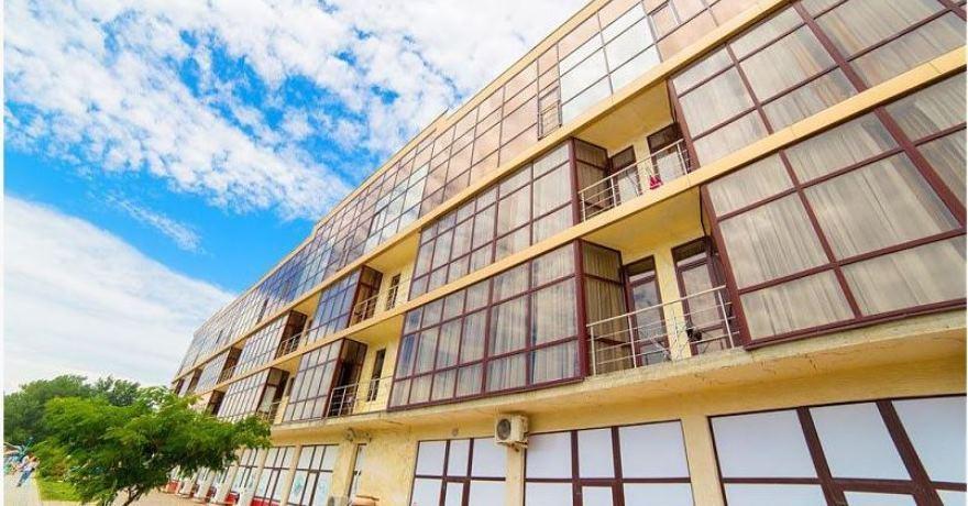 Официальное фото Отеля Любимый Берег 2 звезды