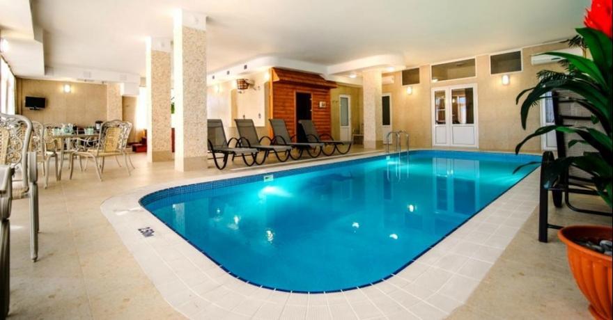 Официальное фото Отеля Александрия 4 звезды