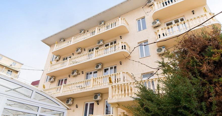 Официальное фото Отеля Христакис 3 звезды