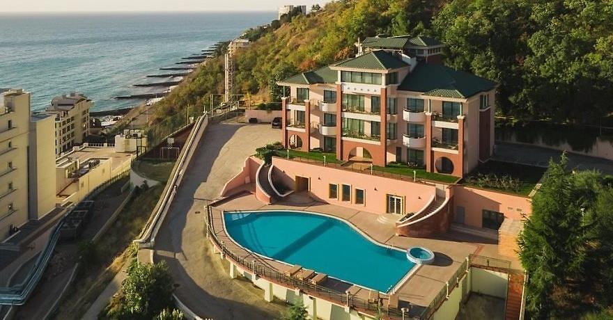 Официальное фото Отеля Море 4 звезды