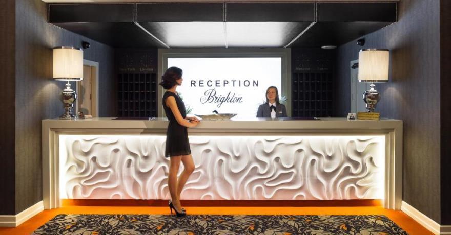 Официальное фото Отеля Брайтон 4 звезды