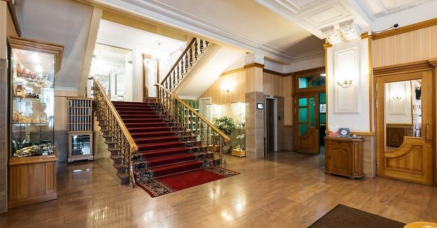 Официальное фото Отеля Екатеринбург-Центральный  звезды