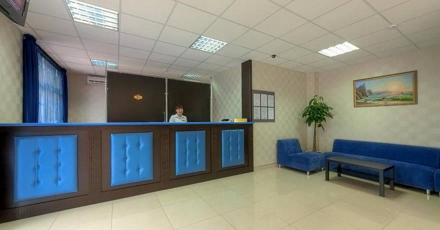 Официальное фото Отеля Гранд Прибой 3 звезды