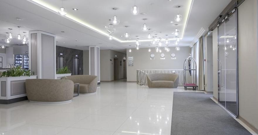 Официальное фото Отеля Покровский 4 звезды