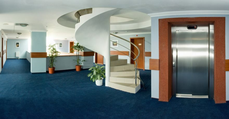 Официальное фото Отеля Навигатор 3 звезды