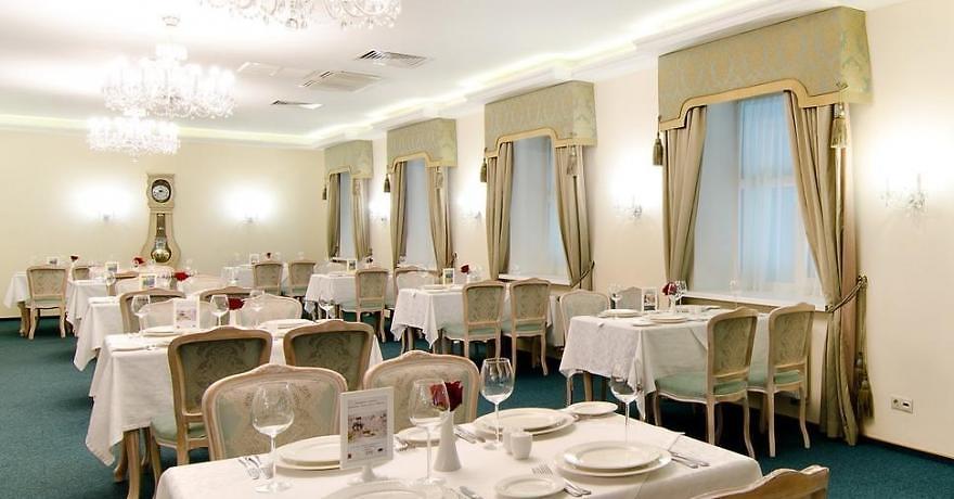 Официальное фото Бизнес-отеля Евразия 4 звезды