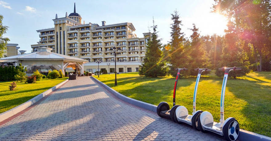 Официальное фото Отеля Мистраль Отель и СПА 5 звезды