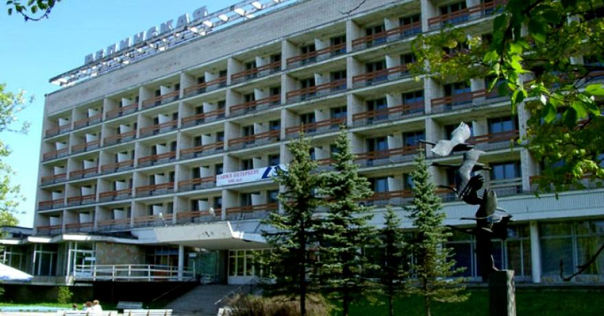 Официальное фото Гостиницы Репинская 3 звезды