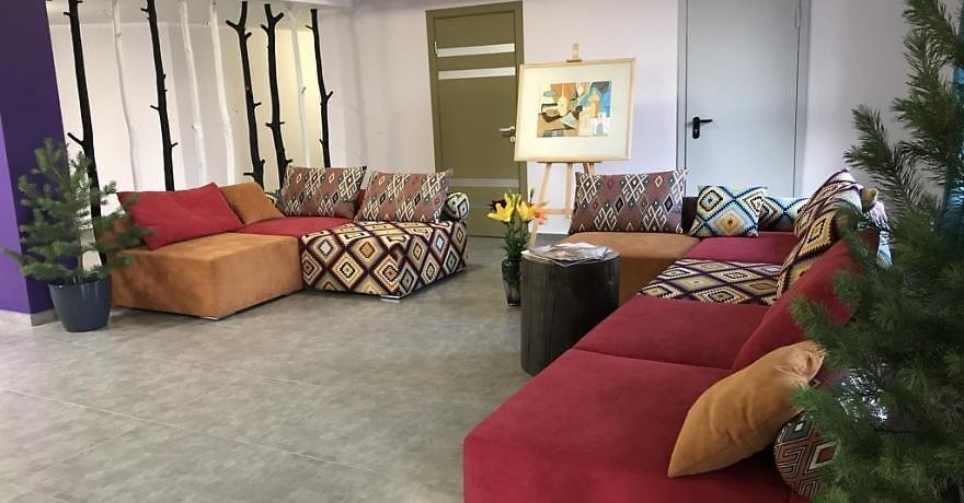 Официальное фото Отеля Никола 4 звезды